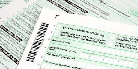 WORKSHOP Ingolstadt : tout savoir sur la fiscalité allemande Tickets