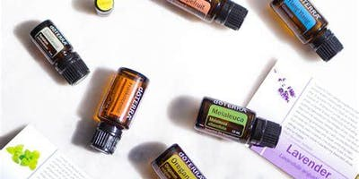 Essential Oils as Natural Solutions
