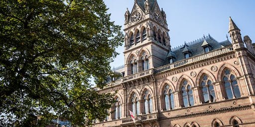 Chester Town Hall 150th Anniversary Regalia Talk and Tour 11.30am-12.30pm