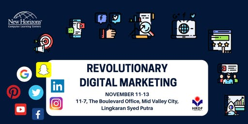 Revolutionary Digital Marketing