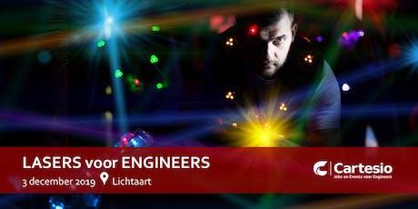 Lasers voor Engineers tickets