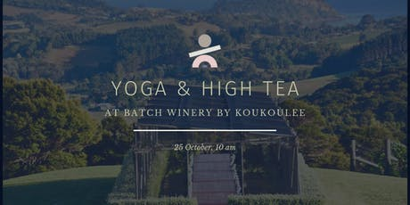 Koukoulee x Yoga Ground @ Batch Winery tickets