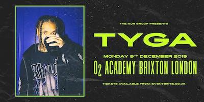 TYGA (O2 Academy Brixton, London)