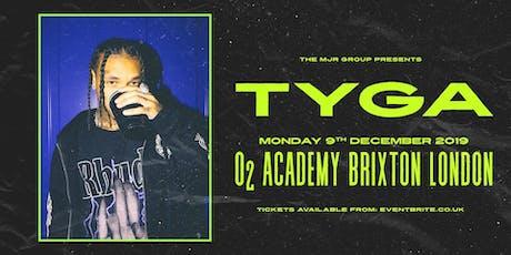 TYGA (O2 Academy Brixton, London) tickets