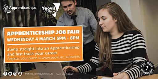 Yeovil College Apprenticeship Job Fair 2020