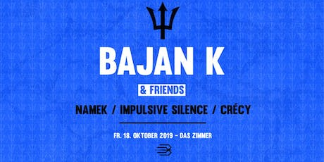 Bajan K & Friends Tickets