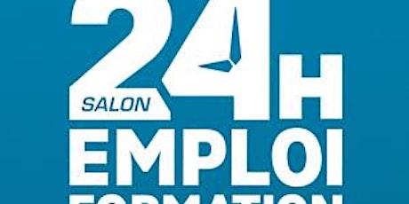 « 24 Heures pour l'Emploi et la Formation » - DUNKERQUE 2020 billets