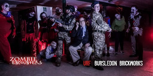 Sold Out Zombie Encounters @ Bursledon Brickworks