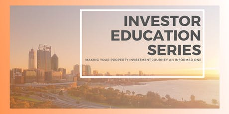 Making your Property investment journey an informed one. tickets