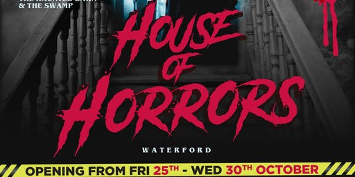 House of Horrors - No Scare Tours