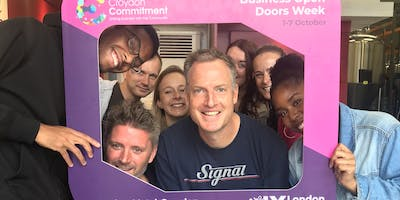 Croydon Commitment Business Open Door Month - Sussex Innovation Centre
