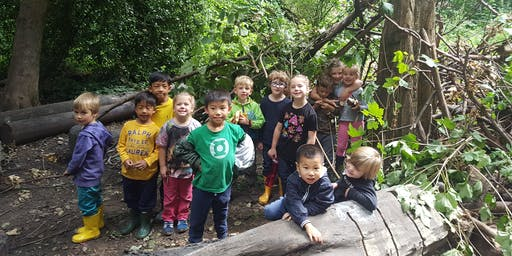 Forest School - 21st October