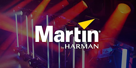 Martin P3 Visual Control System Training tickets