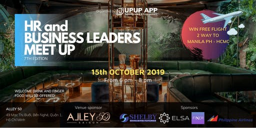 7th HR and Business Leaders Meet Up at Alley50 Lounge