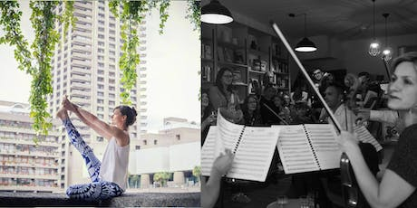 Yoga Ab Alto - Yoga with Strings Attached tickets