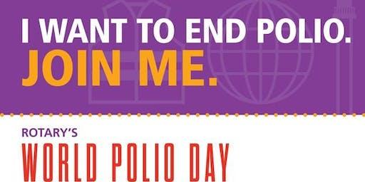 Train Ride to End Polio