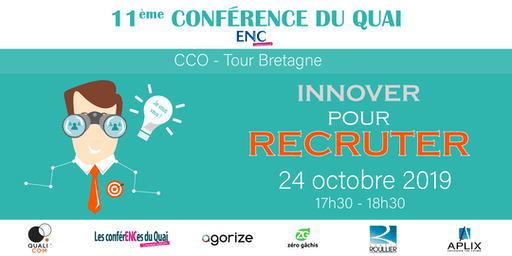 "CONFERENCE ""INNOVER POUR RECRUTER"""