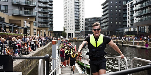 Leeds Dock Dragon boat Race 2020