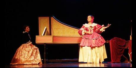 ON DANCE? Concierto danzado.Danzas históricas  MENUTSBARRIS entradas