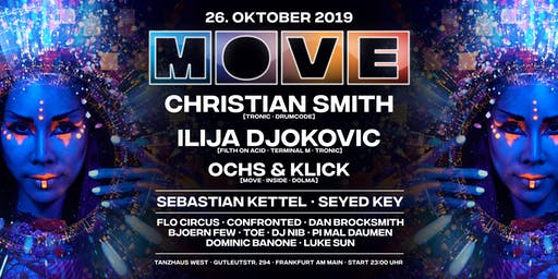 MOVE with Christian Smith, Ilija Djokovic, Ochs & Klick