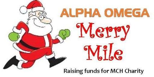 Alpha Omega Merry Mile