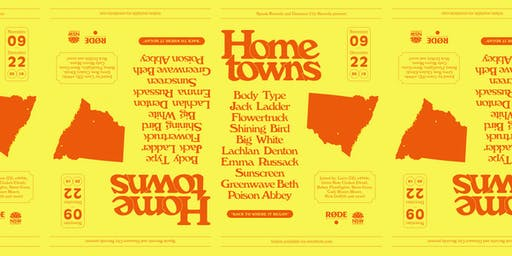 Hometowns | Coalchella with Jack Ladder, Body Type, Shining Bird, Big White, Flowertruck and more