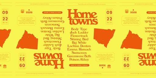 Hometowns | Coalchella with Jack Ladder, Body Type, Shining Bird, Big White, Flowertruck and more