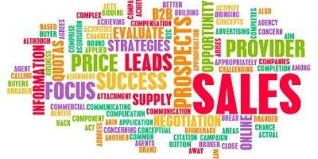 Sales Prospecting, Telesales and Successful Networking Masterclass tickets