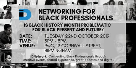 BLACK HISTORY MONTH: Is BHM problematic for Black present and future? tickets