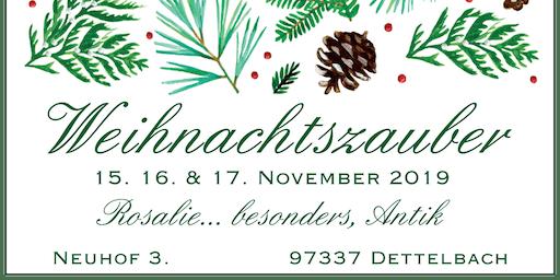 Shabby Vintage Antik Kitzingen Weihnachtszauber byROSALIEseit2011'