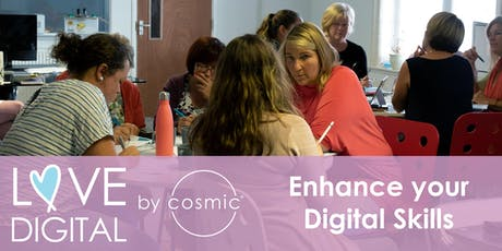 Love Digital - Digital Skills Programme Taunton (5/5) tickets