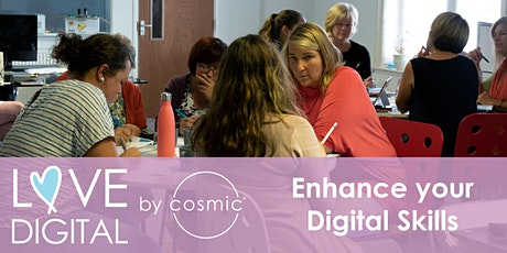 Love Digital - Digital Skills Programme Plymouth (2/5) tickets