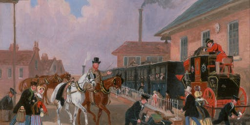 """1845: lives and letters in """"that prodigious year"""""""