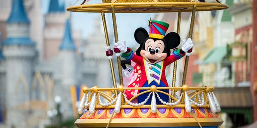 Rencontre d'informations sur Walt Disney World