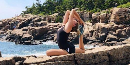 Sunday Morning Yoga With Francesca