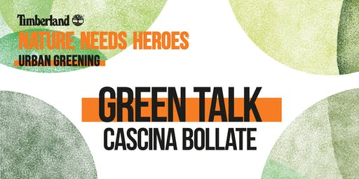 URBAN GREENING MILAN / TALK CASCINA BOLLATE