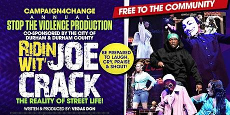 Ridin wit' Joe Crack tickets