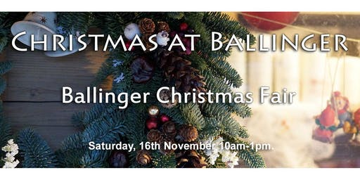 Ballinger Christmas Fair