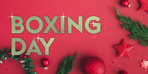 Boxing Day Carvery