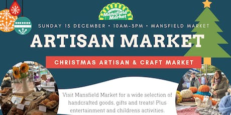 Artisan and Craft Market - Christmas 2019 tickets