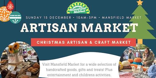 Artisan and Craft Market - Christmas 2019