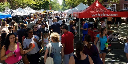 Nyack Famous Street Fair, Sun. Oct 13, Downtown Nyack, NY