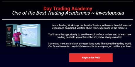 FREE Introductory Futures Trading Workshop tickets