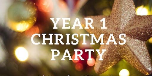 South Farnham Year 1 Christmas Party