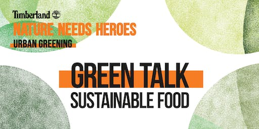 URBAN GREENING MILAN / TALK CIBO SOSTENIBILE