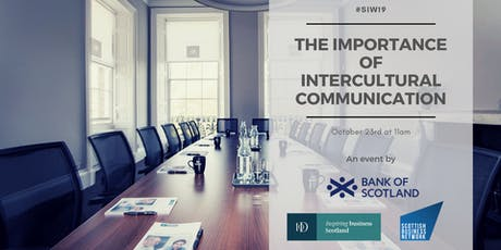 The Importance of Intercultural Communication - with Wendy Chalmers tickets