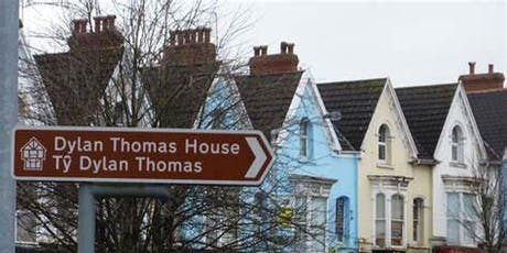Taith Gerdded Dylan Thomas - UPLANDS - Dylan Thomas Walking Tour tickets