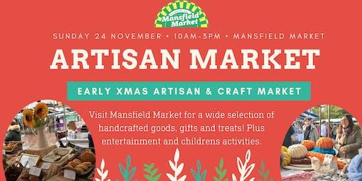 Artisan and Craft Market - Early Christmas