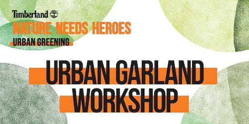 URBAN GREENING MILAN / WORKSHOP GHIRLANDE URBANE