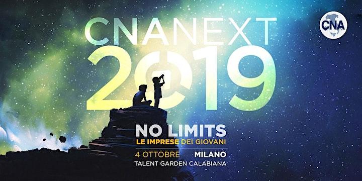 Immagine CNA Next Experience 2019_Giovani Imprenditori in tour